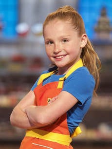 Food Channel's Chopped Junior Champion Peggy Fischer
